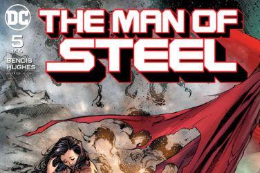 Man of Steel #5