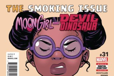 Moon Girl and Devil Dinosaur #31
