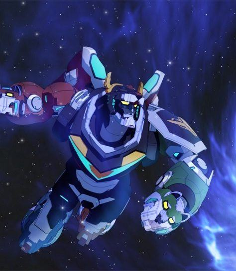 Voltron: Legendary Defender Season Six