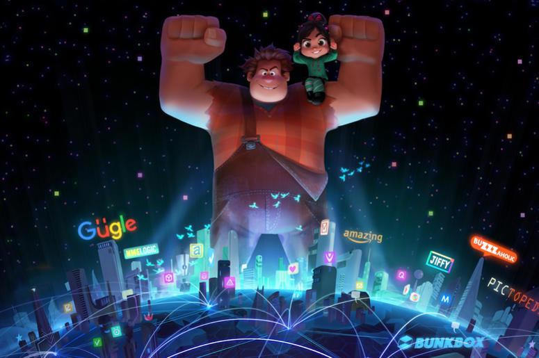 Wreck-It Ralph 2: Ralph Breaks The Internet