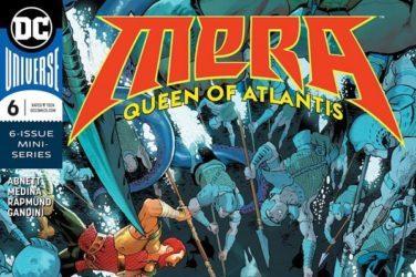 Mera, Queen of the Sea #6