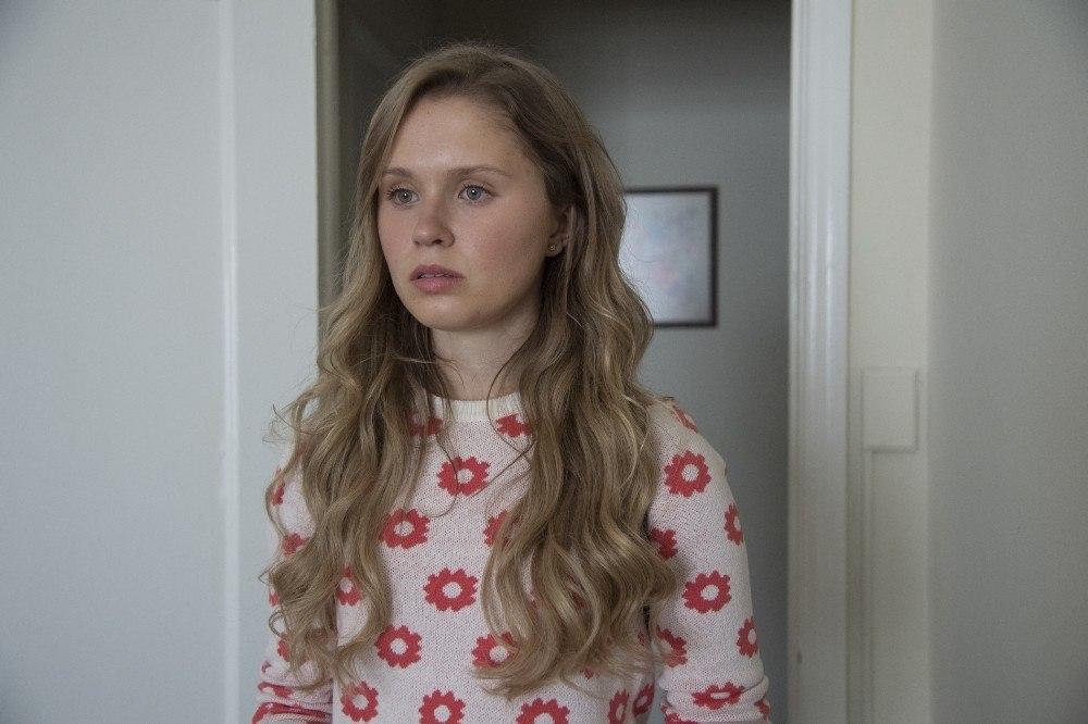 Sharp Object's Eliza Scanlen as Amma Crellin