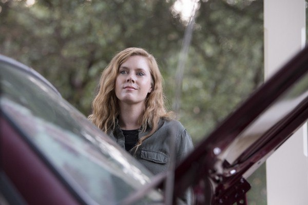 Sharp Object's Amy Adams as Camille Preaker