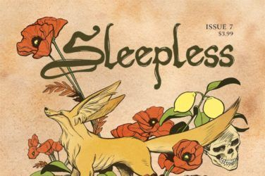 Sleepless #7 cover from Image