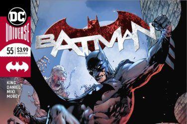 Batman #55 cover