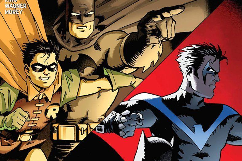 Batman #54 cover