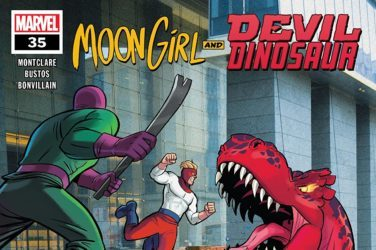 Moon Girl and Devil Dinosaur #35 cover