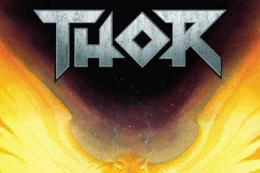 Thor 5 cover