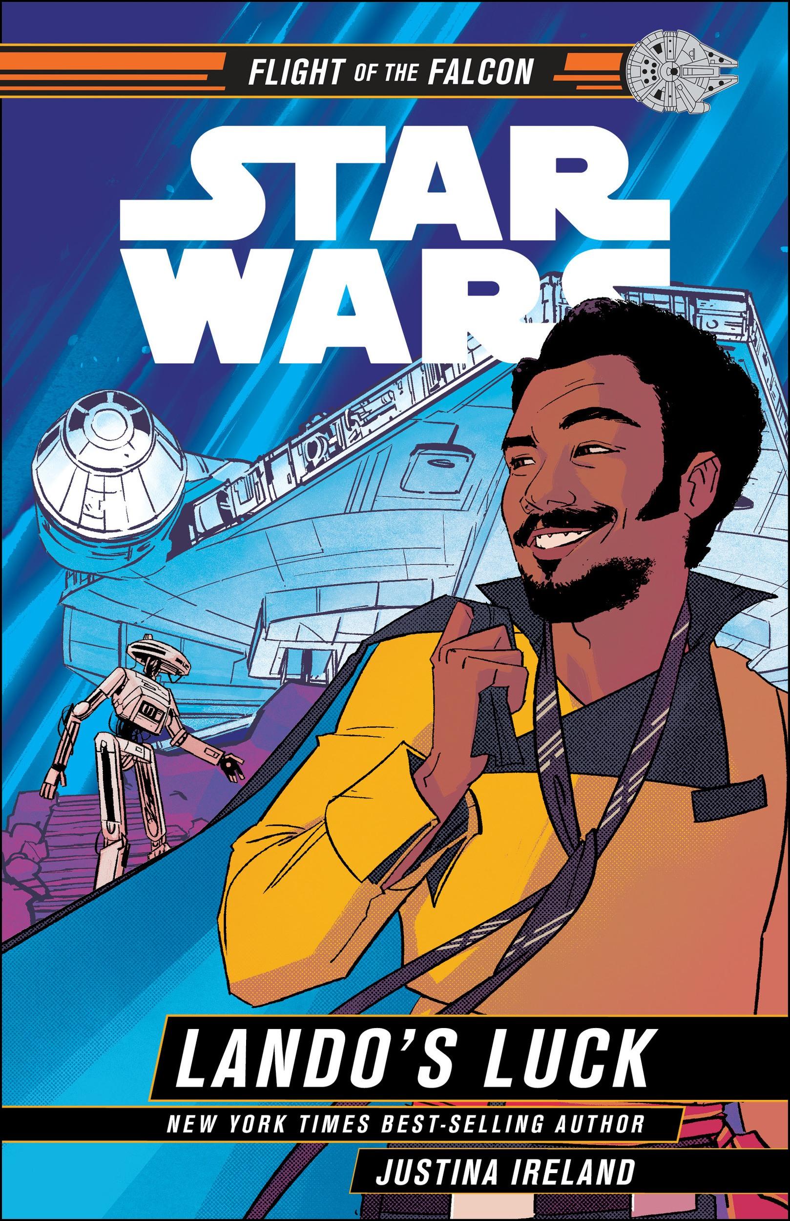 Lando's Luck cover