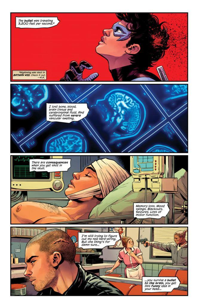 Nightwing #50