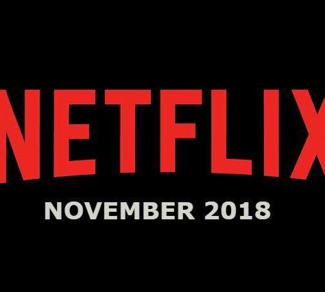 Netflix November 2018