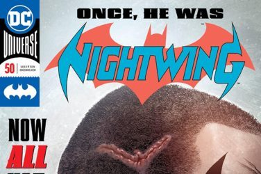Nightwing #50 Cover