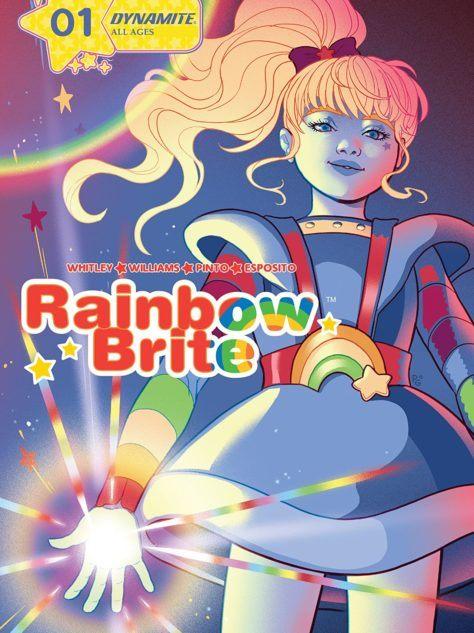 Rainbow Brite #1 Cover