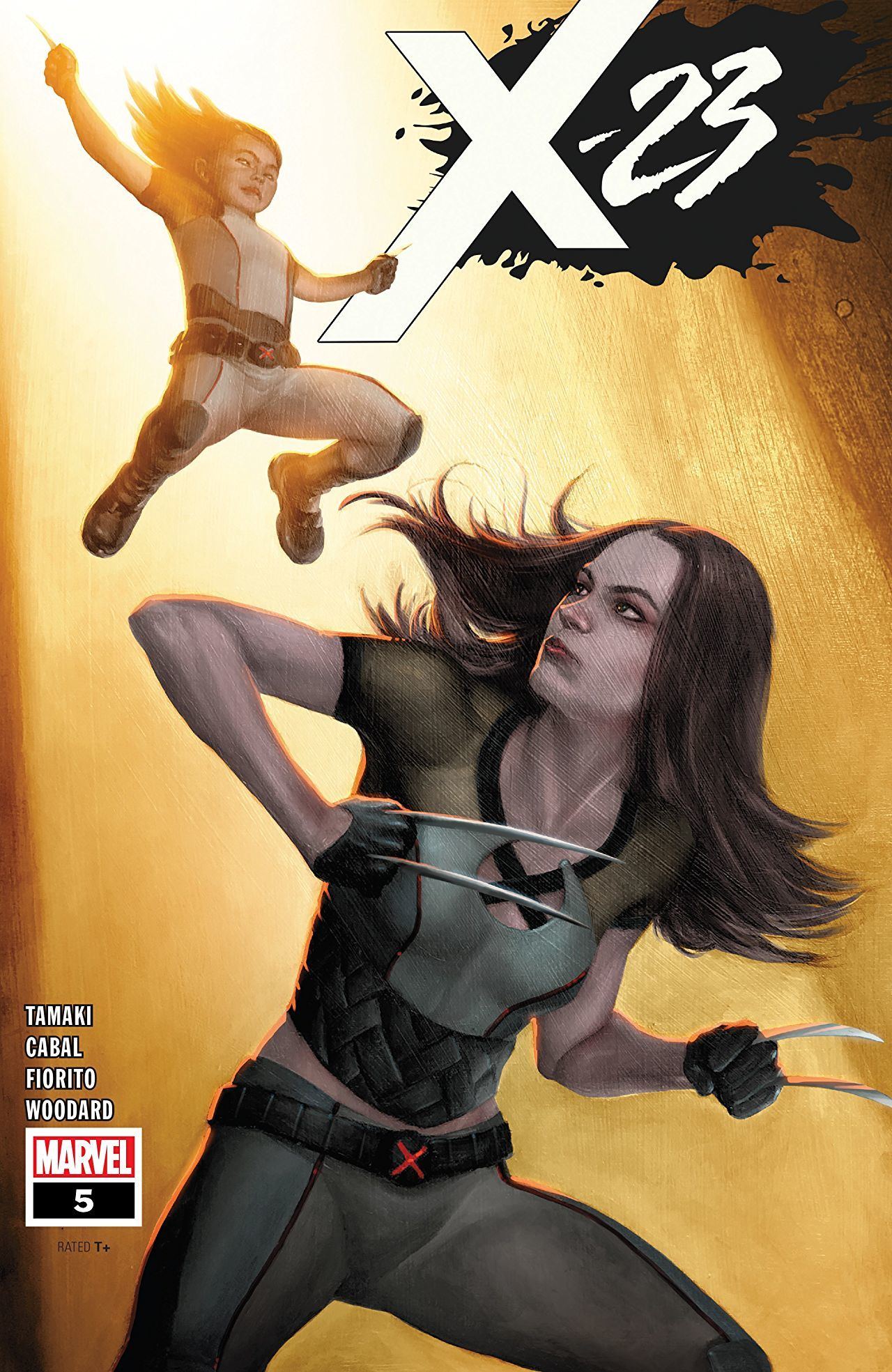 X-23 #5 Cover