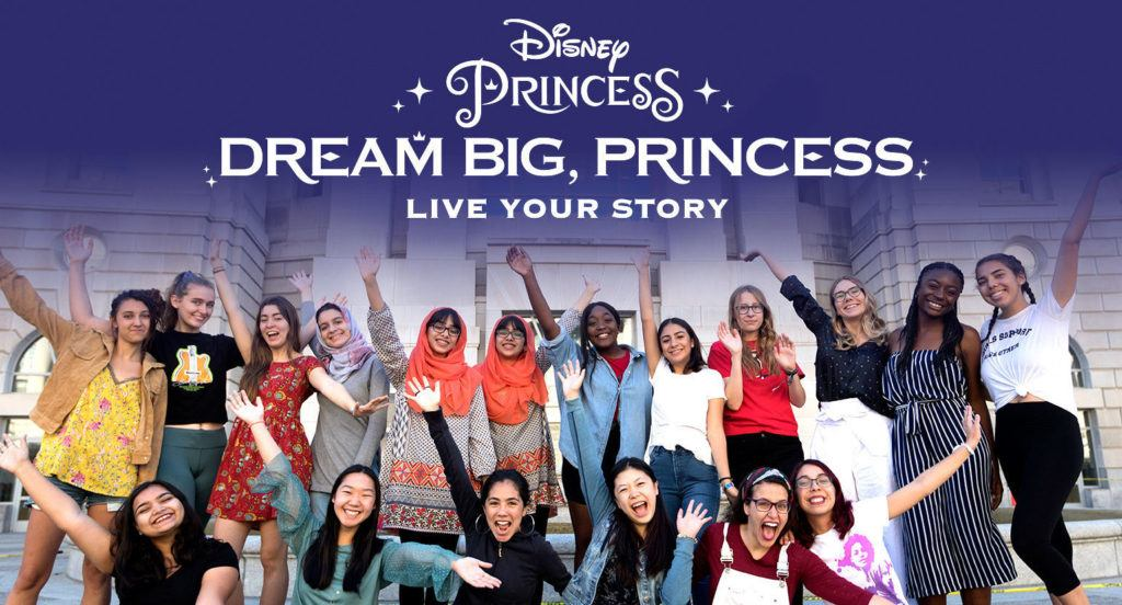 Dream Big Princess, Live Your Story