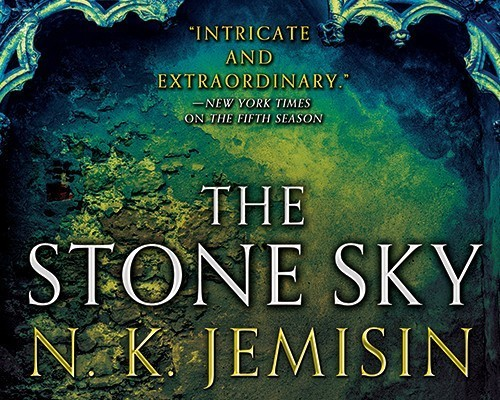 Cover of The Stone Sky by Jemisin