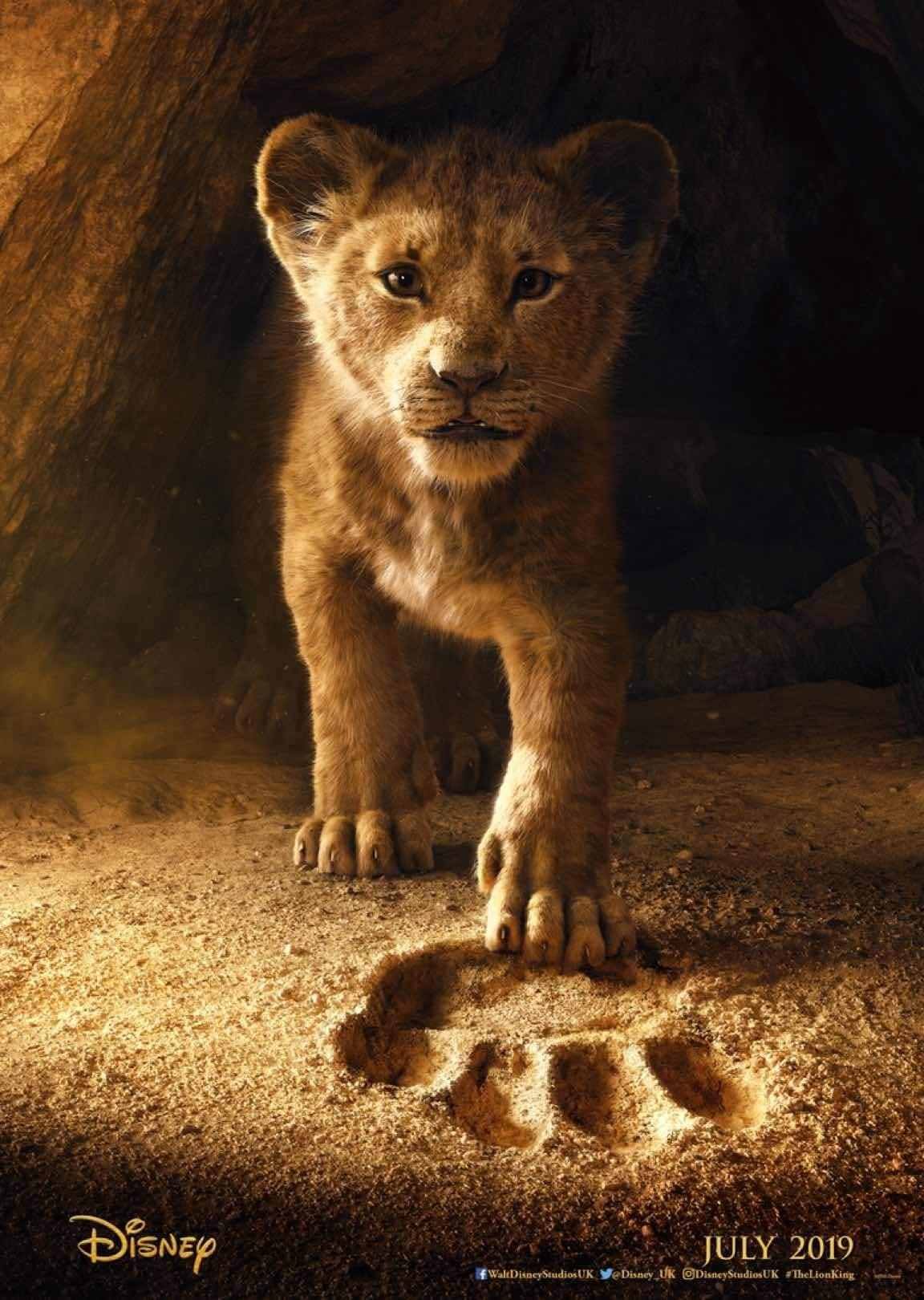 the lion king live action trailer looks amazing and fans