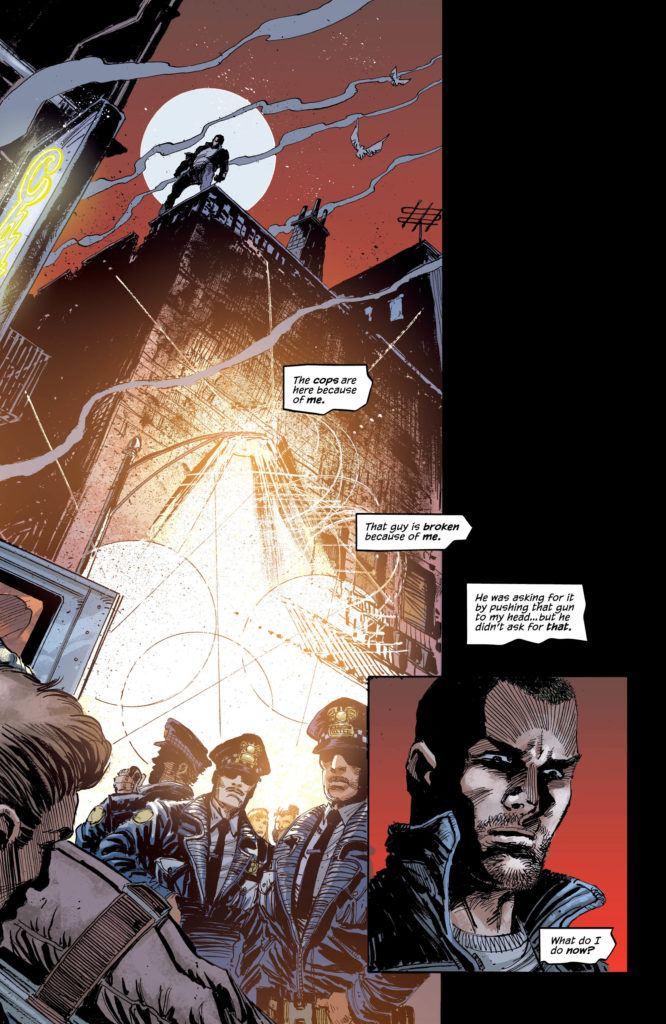 Nightwing #52 Inside