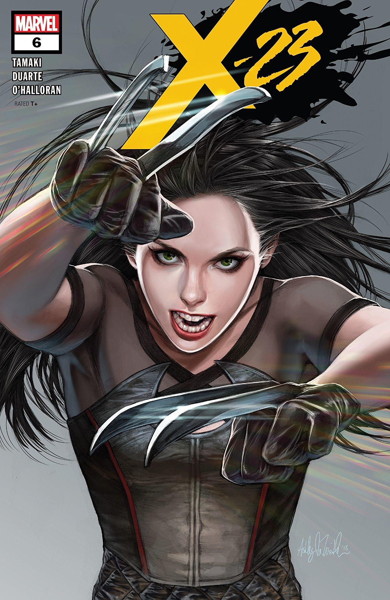 X-23 #6 Review - Black Nerd Problems X 23