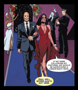 Deadpool's Wedding, Deadpool #27