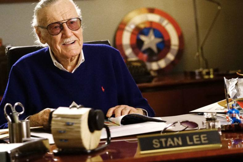 (Richard Cartwright/ABC via Getty Images) STAN LEE