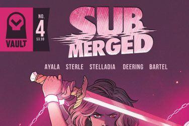 Submerged #4