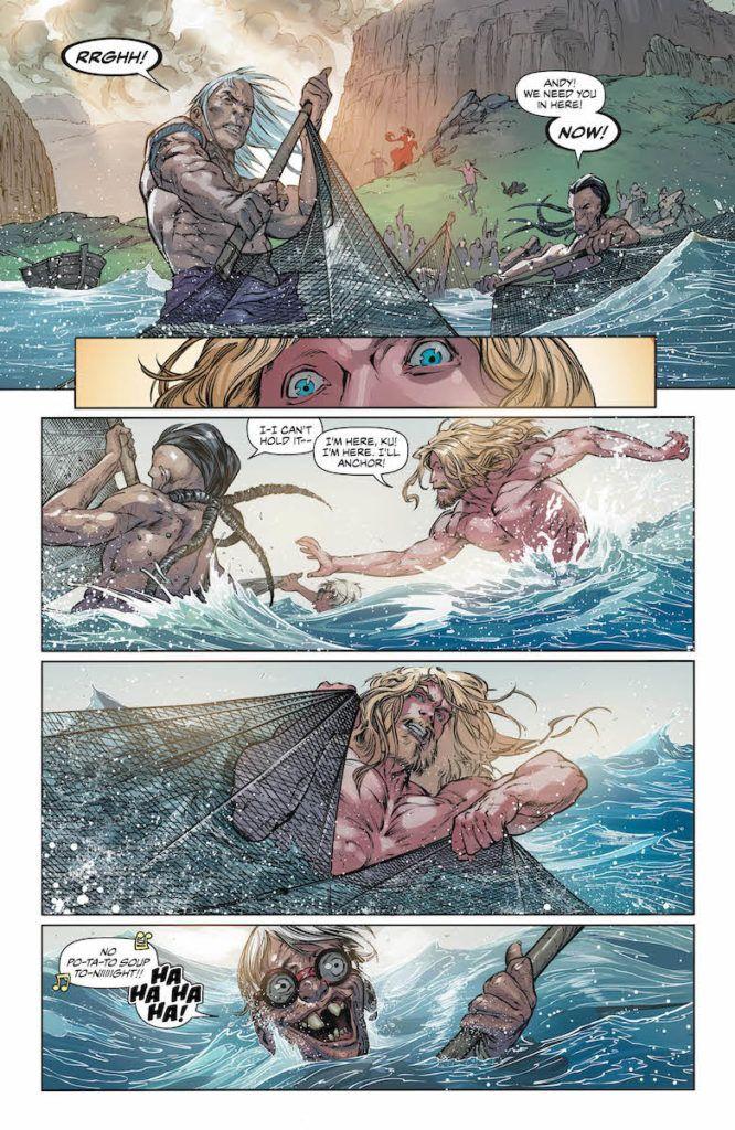 Aquaman #43 Inside 2