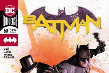 Batman #60 Cover