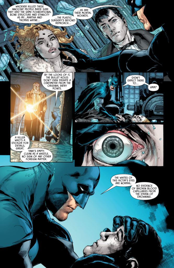 Detective Comics #994 Inside