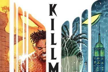 Killmonger #1 Cover