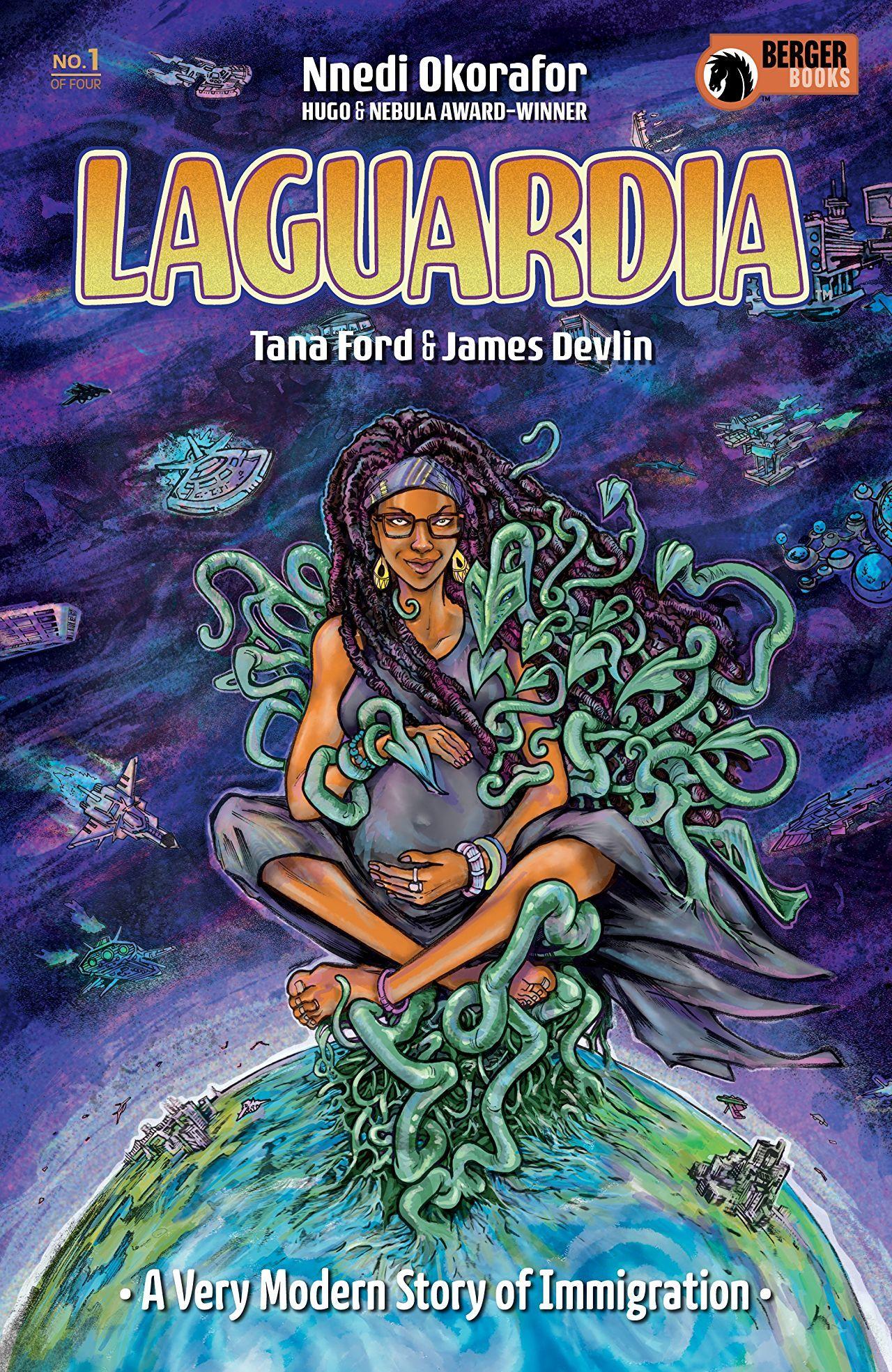 Laguardia #1 Cover