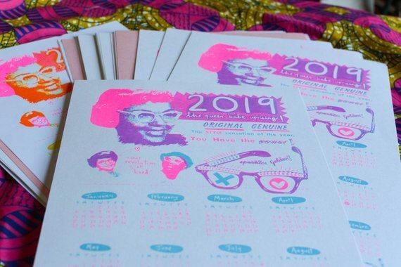 2019 Planner from DiasporanSavant Press