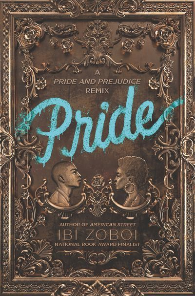Cover of Pride by Ibi Zoboi
