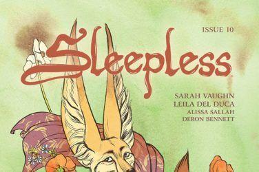 Sleepless #10 Cover