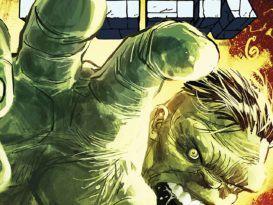The Immortal Hulk #1 Cover