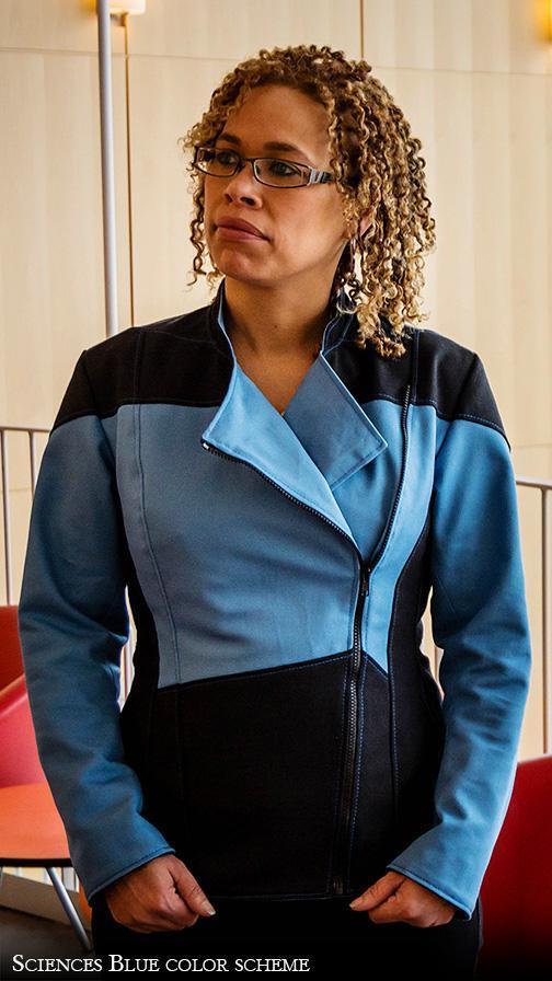 Star Trek: TNG Denim Jacket from Volante Design