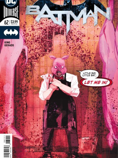 Batman #62 Cover