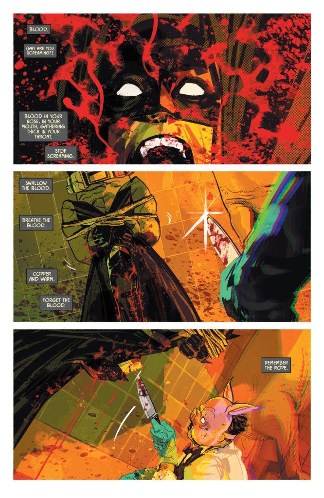 Batman #62 Inside