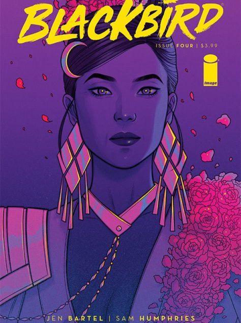 Blackbird #4 Cover