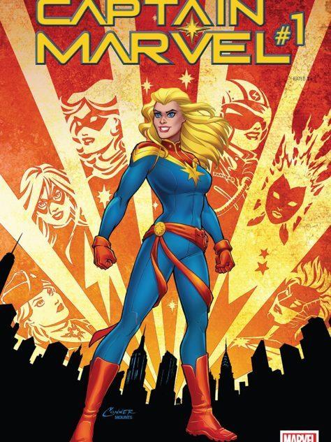 Captain Marvel #1 review