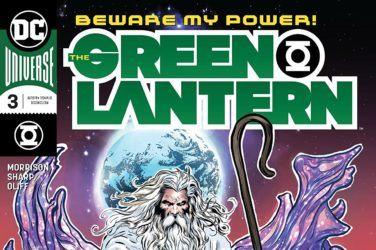 The Green Lantern #3 review