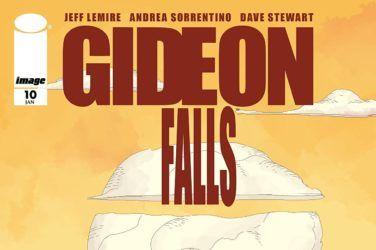 Gideon Falls #10 Cover