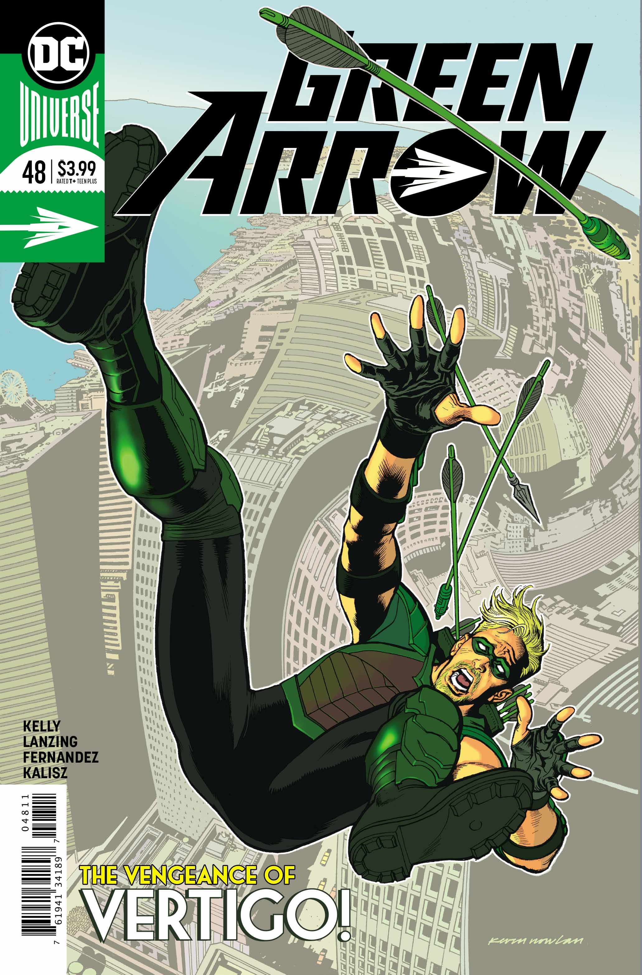 GA #48 Cover