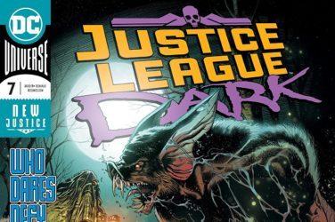 Justice League Dark #7 Cover