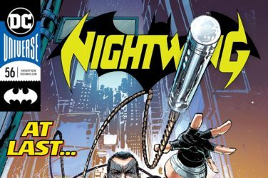 Nightwing #56 Cover