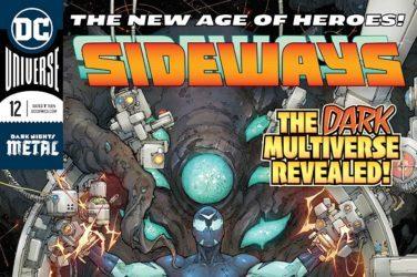 Sideways #12 Cover