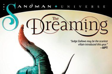 The Dreaming #5 Cover