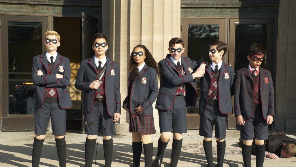 Umbrella Academy Team Members
