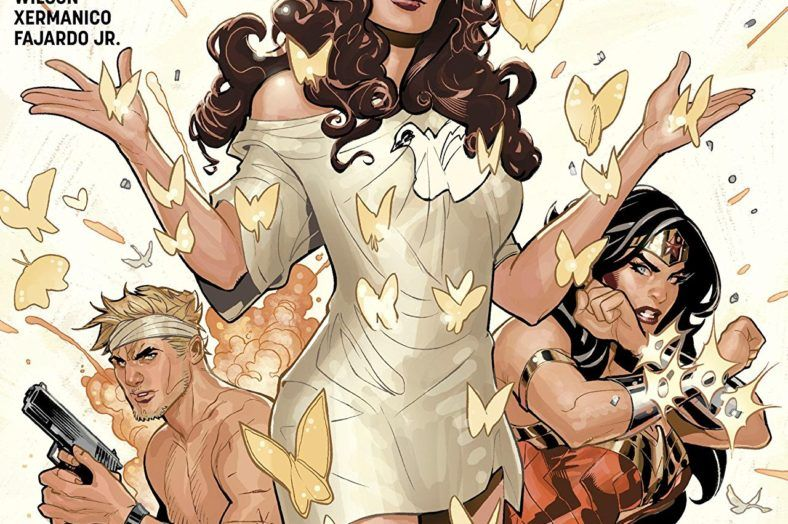 Wonder Woman #61 Cover