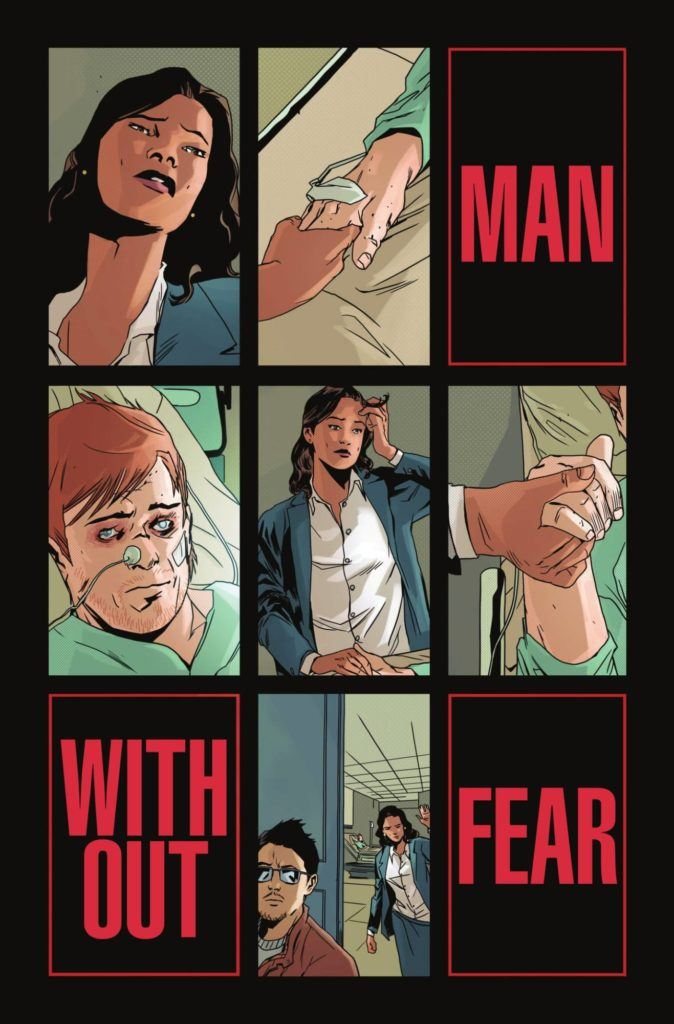 Man Without Fear #2 Review